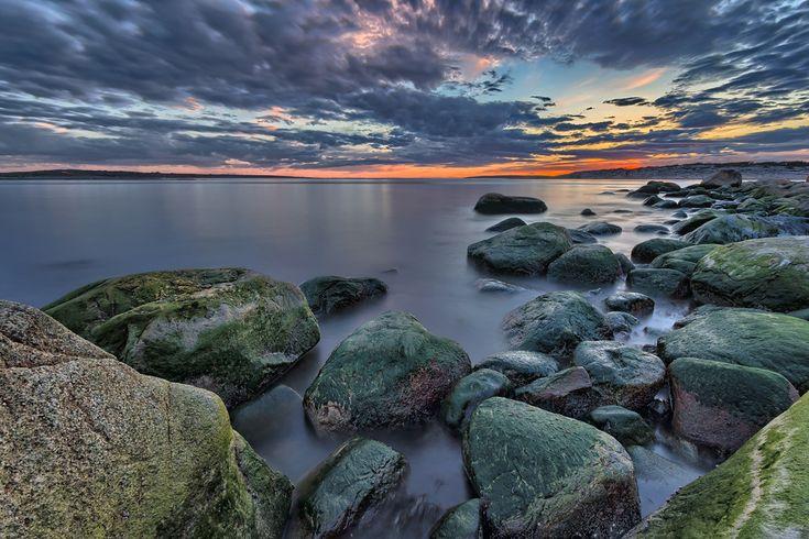 Asmaløy,Hvaler islands, Norway.