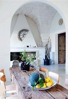 Meer dan 1000 idee n over italiaanse decoraties op pinterest italiaanse themafeesten - Ruimte model kamer houten ...