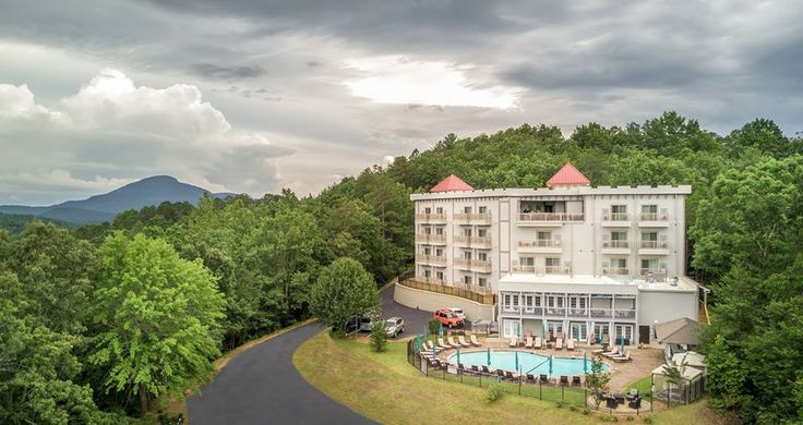 Valhalla Resort Hotel in Helen, Georgia