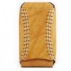 Leather Designer iPhone case.  www.buyphonecases.com $32
