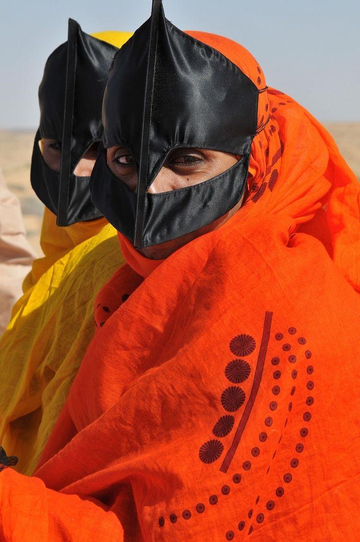 People of the desert, Oman