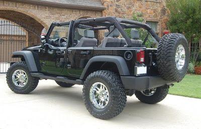 Jeep jk Half Doors
