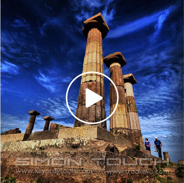 Assos Ancient City, Çanakkale, Turkey  If you are interested in automotive solutions kindly send an e-mail to info@keyprogtools.com or visit our website www.keyprogtools.com