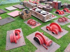 Wooden molds industrial 65x