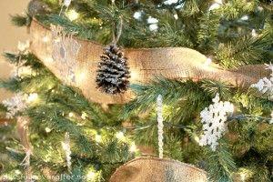 15 Homemade Christmas tree decorations   Christmas Celebrations
