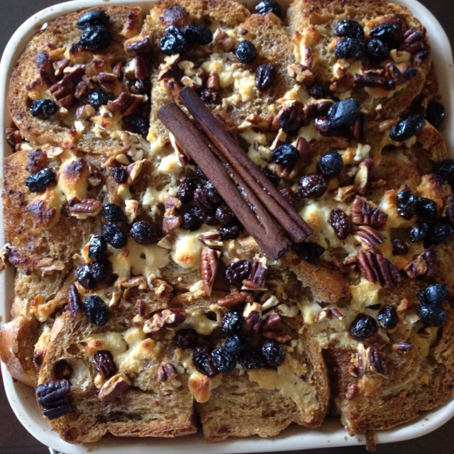 capirotada, Mexican bread pudding | Yummy | Pinterest