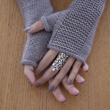 patron tricot mitaines Heaven de Lili Comme Tout                              …