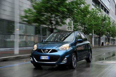 New #Nissan #Micra facelift