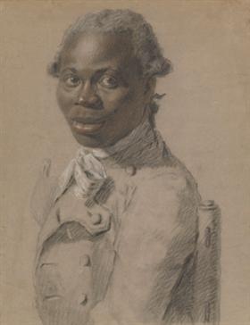 Portrait d'un gentilhomme, par Joseph Ducreux