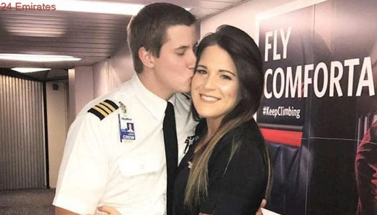 Pilot proposes to flight attendant during weather updates