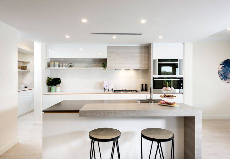 Home Builders Australia | Kitchen | Scullery | Display Home | New Homes | Interior Design | New Home Styling | Inspiration