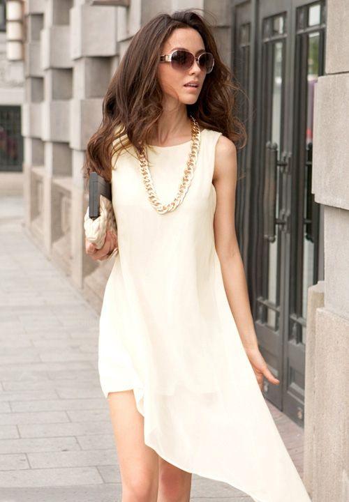 Random Inspiration 91 White Pinterest Vestidos Moda And Ropa