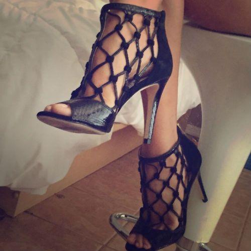 Ivanka Trump Dalta Ankle Heels