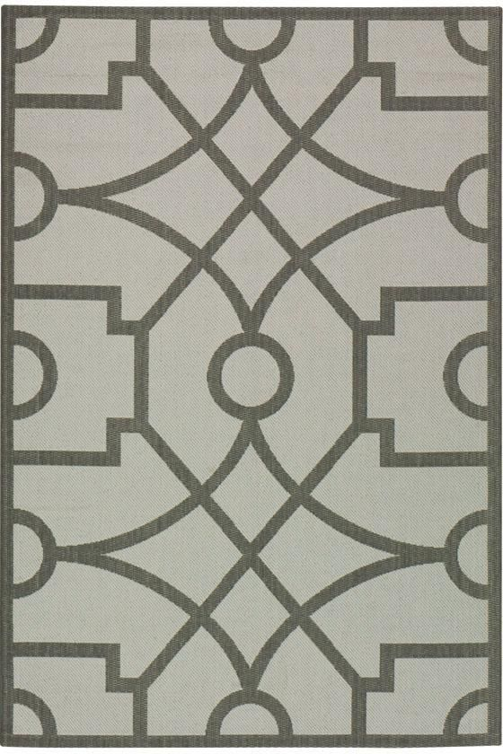 High Quality Grey Martha Stewart Living™ Fretwork All Weather Area Rug Http://www