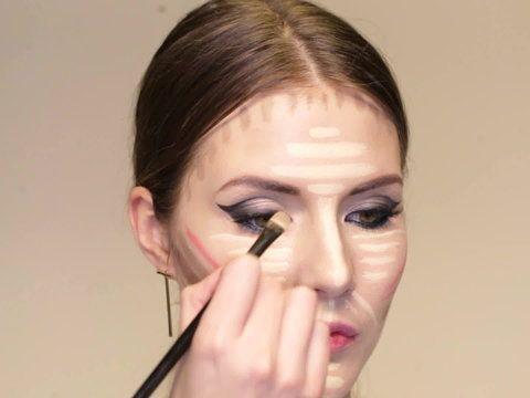 Tutorial makijażu: konturowanie