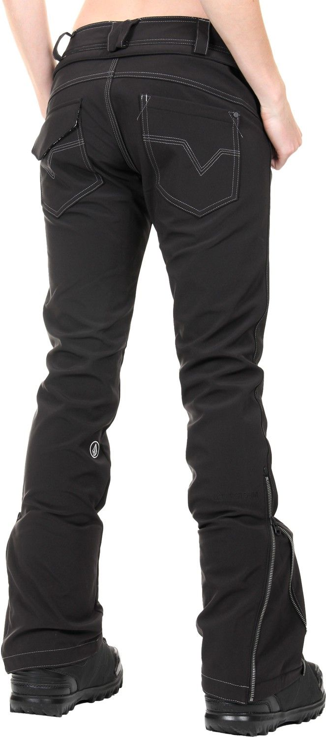 Volcom Battle Stretch Skinny Pants - Snowboard Shop > Women's Snowboard Outerwear > Women's Snowboard Pants > Women's Shell Snowboard Pants
