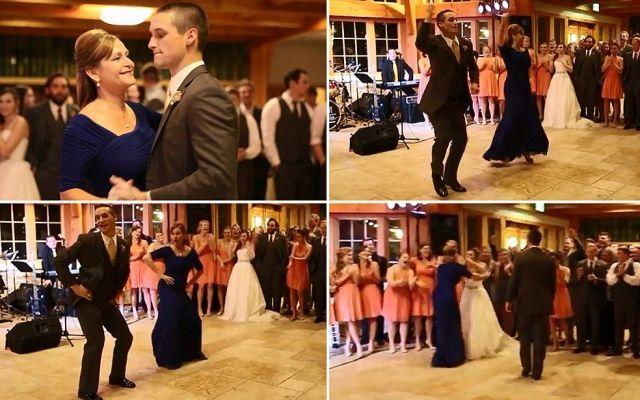 Video: Bellissimo ed Incredibile danza tra madre e figlio #video #notizie