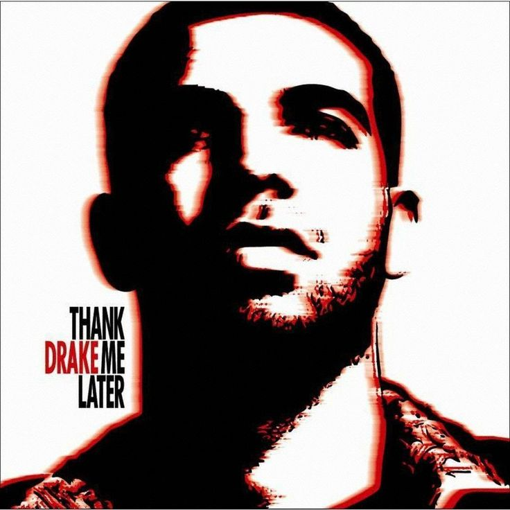 Drake - Thank Me Later (Clean Version) (CD)