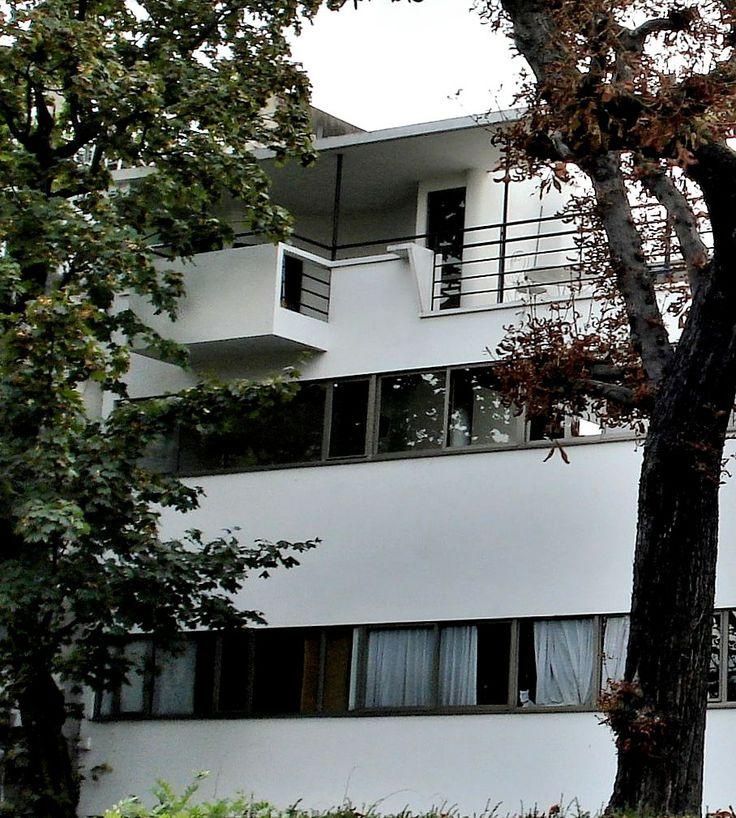 Maison Cook, Boulogne-sur-Seine, 1927, by Le Corbusier