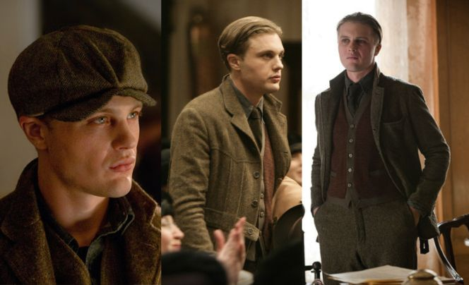 Jimmy S First Look Was More Christian Bale In Newsies Than