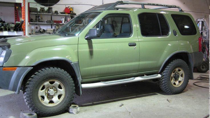 Nissan Xterra Rear Lift Springs (2000 - 2006) 2in - Pair