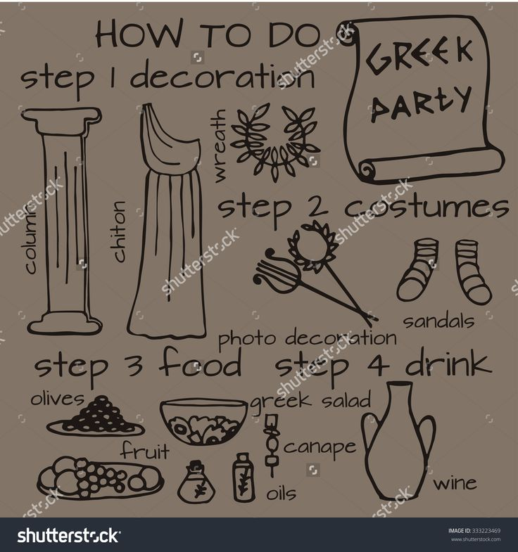 how to draw a ancient greek soldier step by step