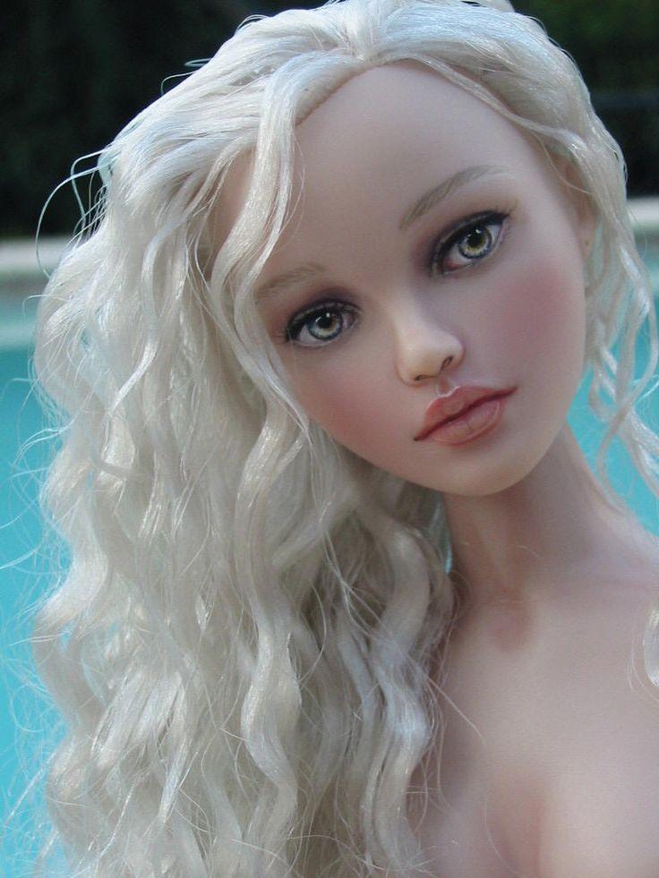 Gene Fashion Doll Repaint By Carole Stimac Gene Marshall