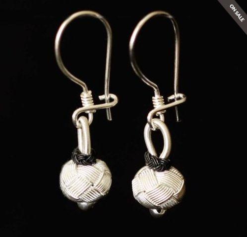 """Unique handmade """"Kazaz"""" earrings"""