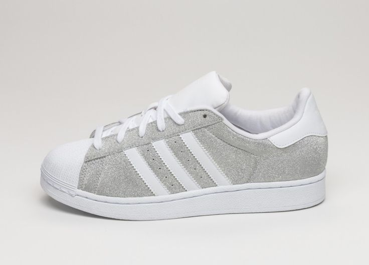 Adidas Superstar Weiß Silber Glitzer autorenforum