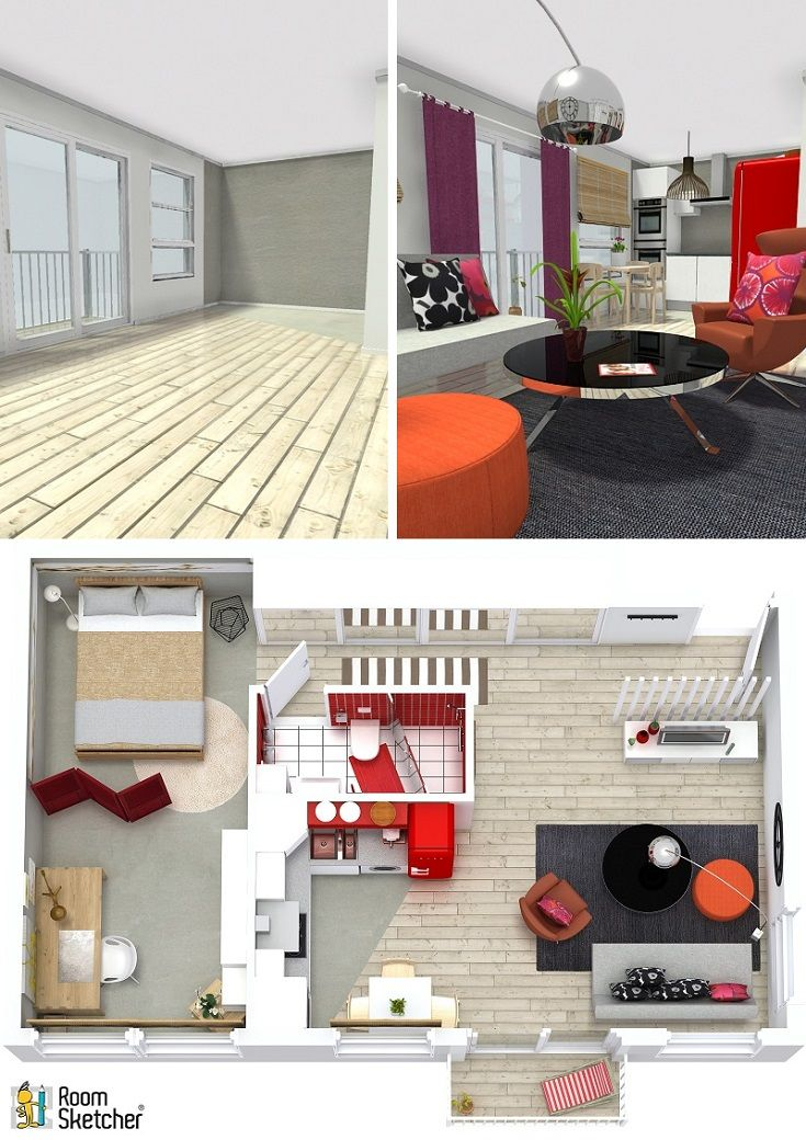 Virtual Staging Is The Hottest Trend In Real Estate Marketing. By Showing A  Property Designed