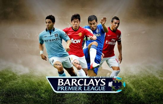Barclays Premier League Top Scorers in a Season