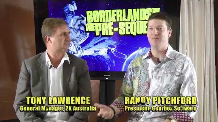 Borderlands PreSequel Developer Overview