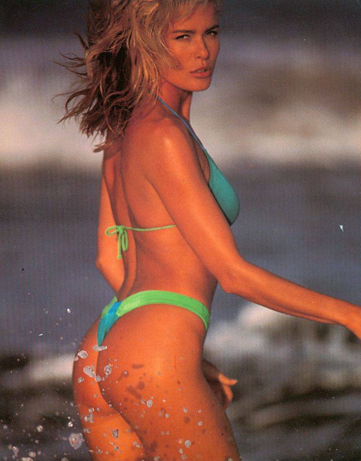 Vendela for SI's Swimsuit issue, 1993. Swimsuit issue