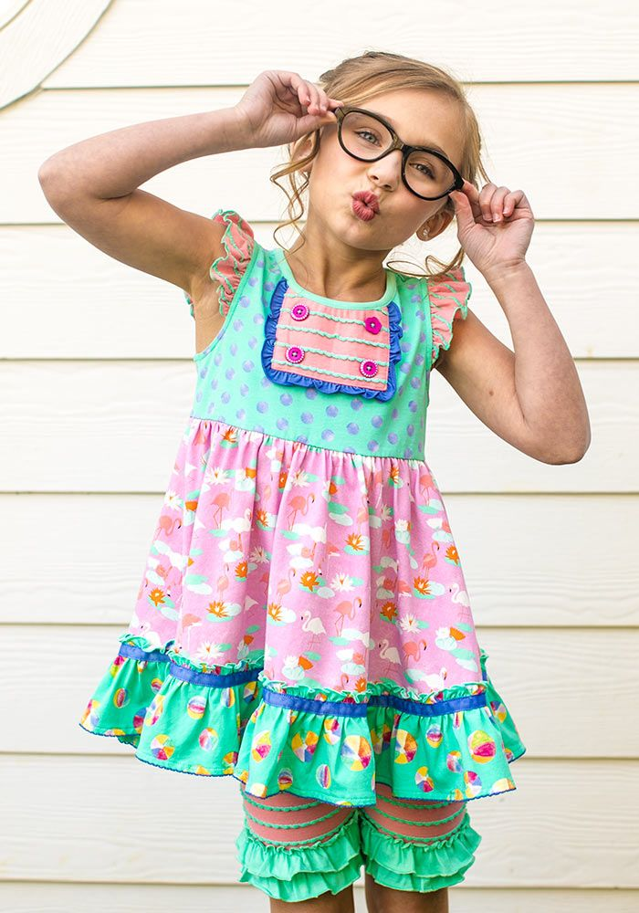 Puddle Jumper Top - Matilda Jane Clothing