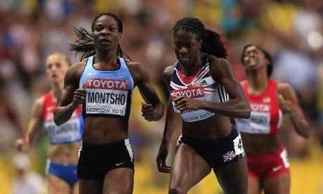 Memorable moments of 2013: Christine Ohuruogu wins world gold with late dip