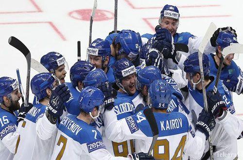 Швейцария— Казахстан. Чемпионат мира 2016 по хоккею, обзор матча (видео)