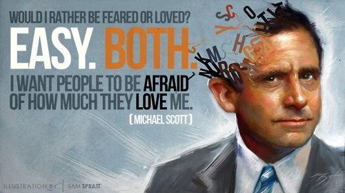 Michael Scott fan art | #TheOffice