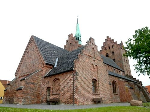 Middelfart kirke.