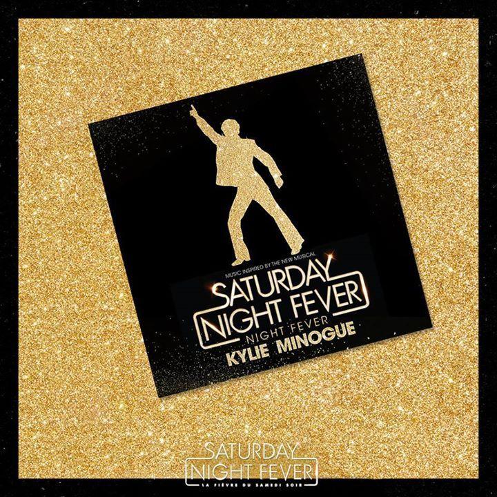 Ecoutez la reprise de Kylie Minogue  pour Saturday Night Fever   http://xfru.it/ASXiM0