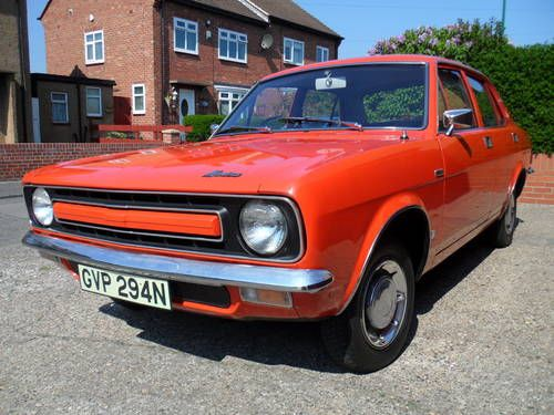 Morris Marina 1975 - 1977 HLN 542N Maintenance/restoration of old/vintage vehicles: the material for new cogs/casters/gears/pads could be cast polyamide which I (Cast polyamide) can produce. My contact: tatjana.alic@windowslive.com