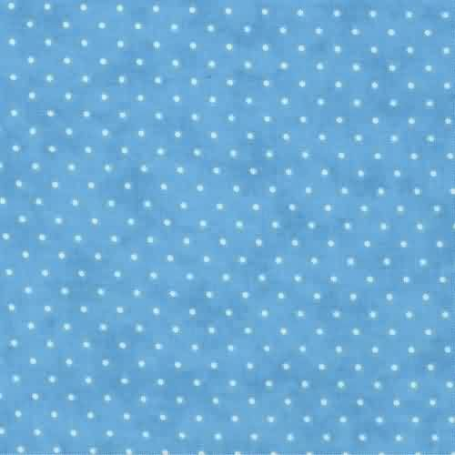 Moda Essential Dots - Turquoise
