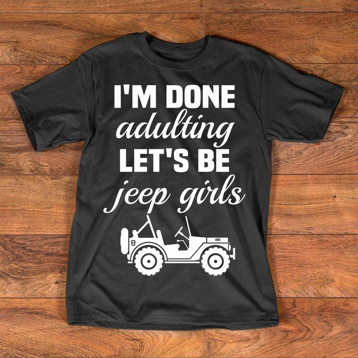 I need this shirt ... #JeepGirl #JeepLife