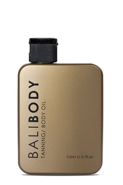Natural Tanning and Body Oil from Bali Body U.S