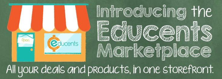 SOS Supply: Introducing the New Educents MarketplaceI just rec...