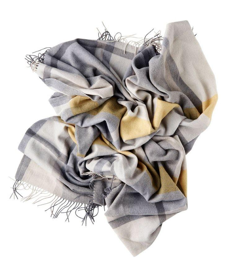 Moody Blues Blanket - Blankets & Throws - Bedroom - Homeware