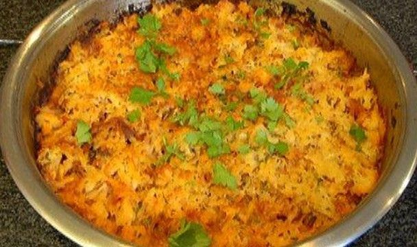 Italian Style Veal Cottage Pie : Food : The Home Channel