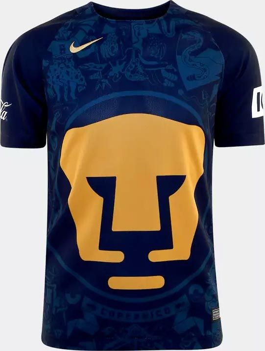 The new Pumas UNAM 16-17 kits introduce unique designs that draw inspiration from the club's university origins.