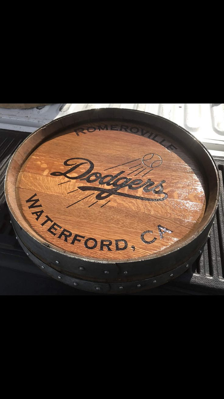 A personal favorite from my Etsy shop https://www.etsy.com/listing/515804131/wine-barrel-lazy-susan-custom-engraved