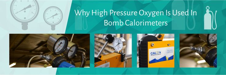 HIGH PRESSURE OXYGEN! - DDS CALORIMETERS  Have you ever wondered why high pressure oxygen is used in Bomb Calorimeters??  Click on the link below to find out why! https://www.ddscalorimeters.com/why-high-pressure-oxygen-i…/