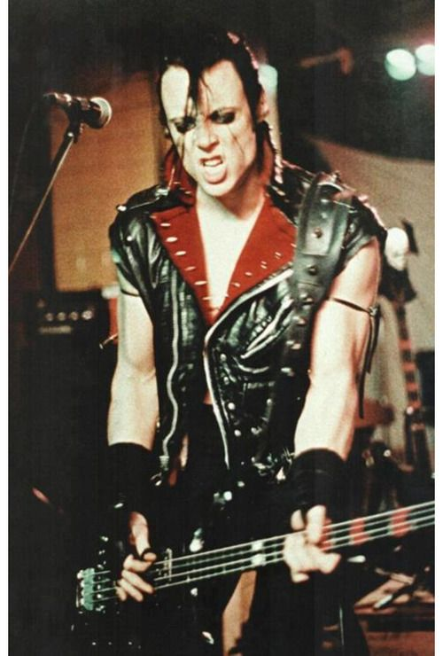 Misfits: Jerry Only photographed by Eerie Von